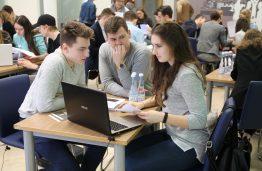 """KTU ir """"Swedbank"""" Lietuvos moksleivius kviečia į jau 5-ąjį verslumo konkursą MEKA"""
